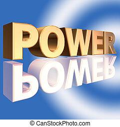 Power 3d