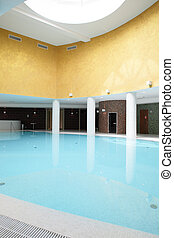 swiming pool inside building - beautiful swiming pool inside...