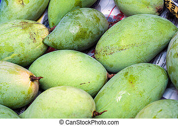 Mangoes - Bunch of mangoes
