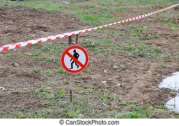 Prohibited. No pass