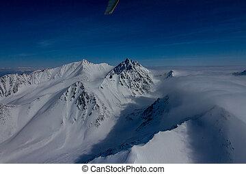 Kamchatka mountains