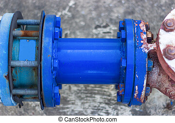 Blue Pipe fittings - Pipe Fittings: Standard specifications...