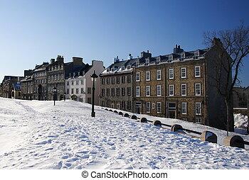 Quebec City houses
