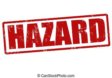 Hazard stamp