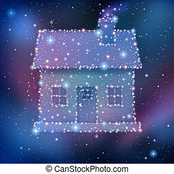 Dream Home - Dream home or dreaming of a family first house...