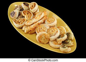sarriette, pâtisseries, 1