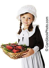 Serving Pilgrim