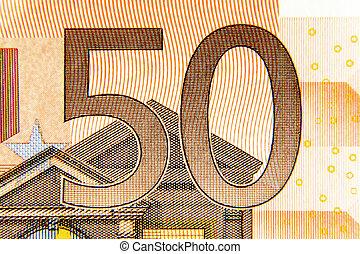 Fifty Euros Macro