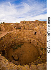 Far View Community ruins at Mesa Verde National Park - Far...