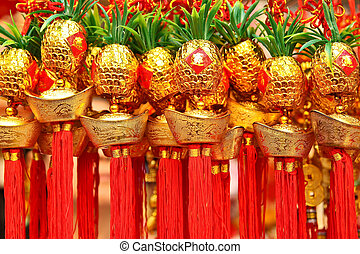 Chinese favorable decoration. - Chinese favorable...