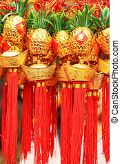 Chinese favorable decoration. Use to decorate house and...