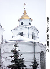 Holy Cross Ukrainian Church in Kiev Ukraine - Holy Cross...