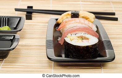 分類, 壽司