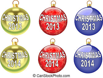 DATE BAUBLES
