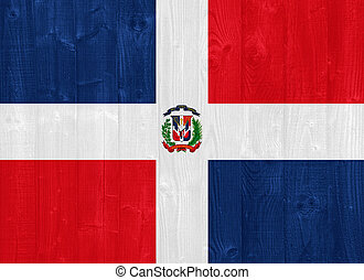 Dominican Republic flag - gorgeous Dominican Republic flag...