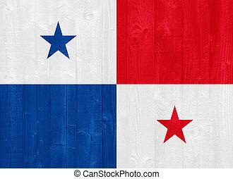 Panamá, bandera