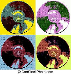 Pop Art Albums 7