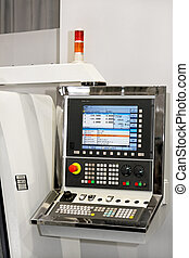 Machinery controls - Digital electronic machinery control...