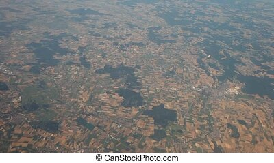 Aerial of Germany