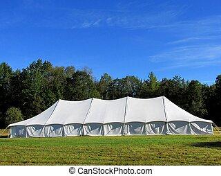 entertainment tent