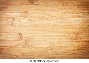 Old grunge wooden cutting kitchen desk board background...