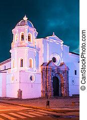 Iglesia de Santo Domingo, Popayan, Colombia