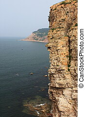 island - changdao island,photo taken in shandong...