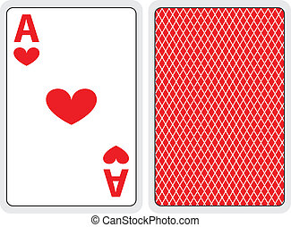 Ace heart Clipart Vector and Illustration. 3,471 Ace heart clip ...
