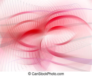 colorful abstract wavy design