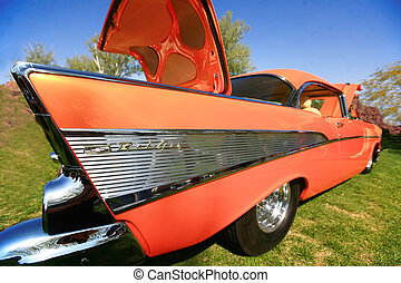 Bel Air wide angle - Bel Air car wide angle
