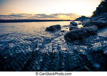 River Danube - Canon 5D Mark II Shot on the river in Serbia