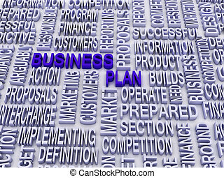 3d Business plan and other related words