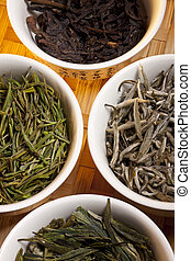 Chinese Herbal Teas - A selection of Chinese Herbal Teas....