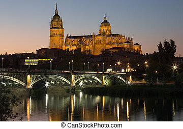Salamanca Cathedral - Spain - The Cathedral of Salamanca...