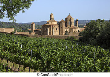 Poblet Monastery - Catalonia - Spain - The Cistercian...