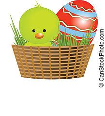 easter basket dcollection