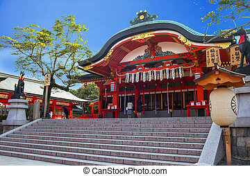 Fushimi Inari Taisha Shrine - Kyoto, Japan for adv or others...