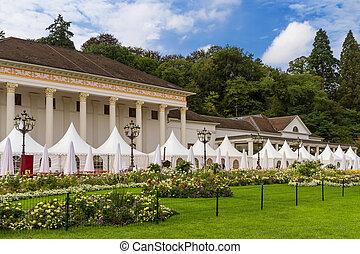 Casino Baden-Baden Europe, Germany
