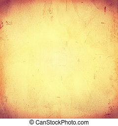 old paper background - old paper, retro beige background,...