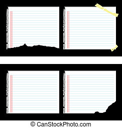 Lined Paper jpeg