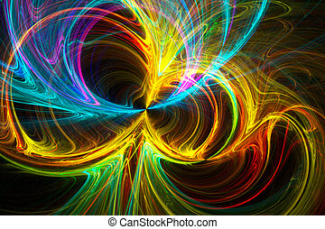 abstract background - colorful abstract background