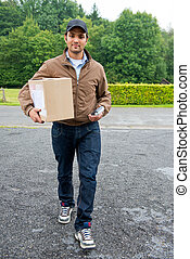 Cash on Delivery guy