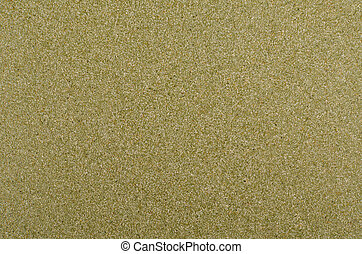 Green sand paper - Full frame take of a sheet of green sand...