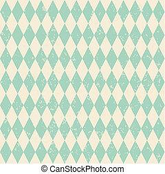 Vintage Geometry Pattern - Vintage Geometry Seamless Pattern