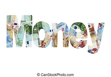 Money in the word money