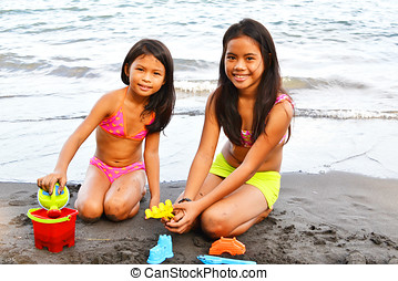 Beach Toys Joy