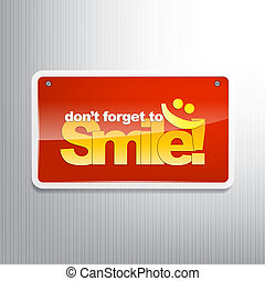 Motivational Background - Dont forget to Smile Motivational...