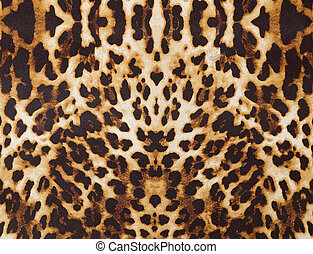 background with leopard texture - abstract background with...