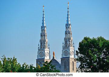 Ottawa Notre Dame Basilica