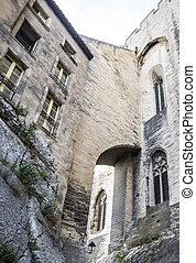 Avignon, Palais des Papes - Avignon (Vaucluse,...